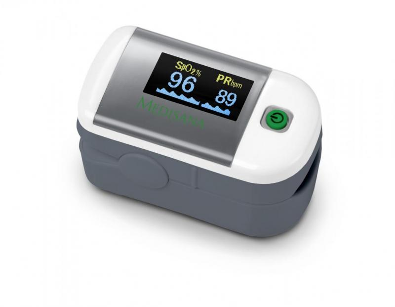 PM 100 pulse oximter