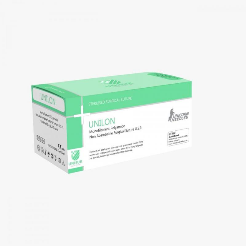 UNILON - Monofilament Polyamide Suture (Nylon)