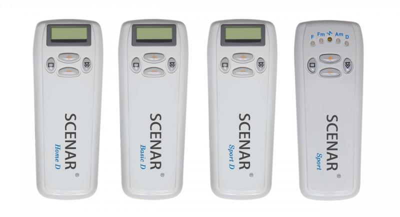 SCENAR devices for home use