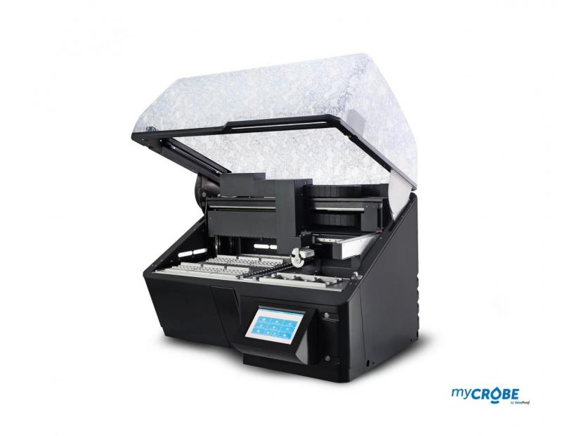 myCROBE - fully automated sample-to-result solution