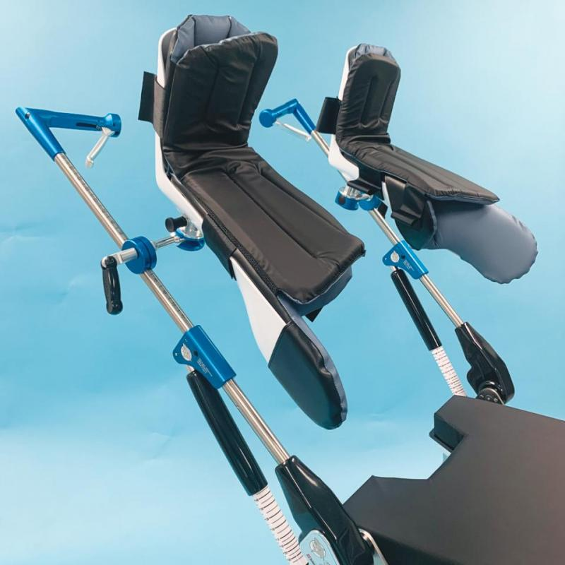 SchureMed Great White HD1000 Stirrup Boot System