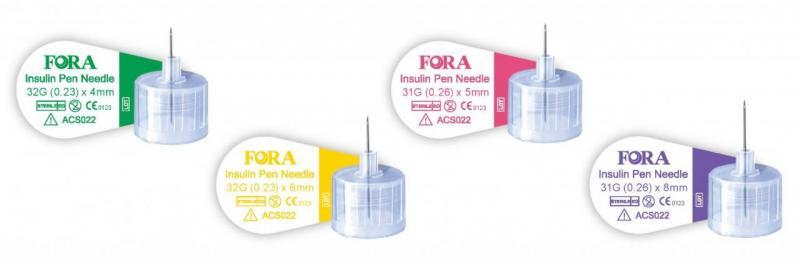 FORA® FORAFINE - Pen Needles