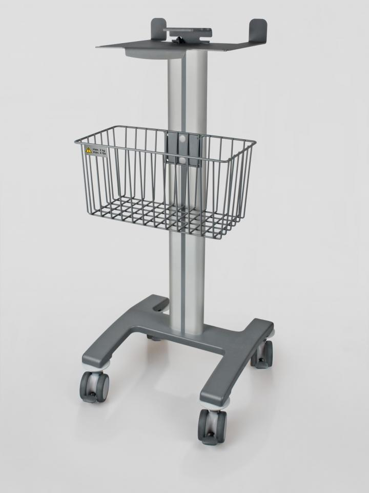 Mobile Stand with Basket for VBM Tourniquet Touch