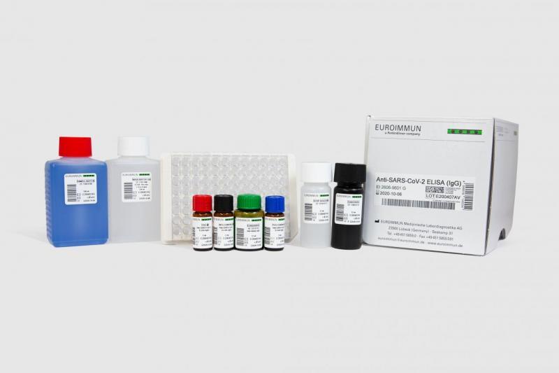 Anti-SARS-CoV-2 NCP ELISA (IgG or IgM)