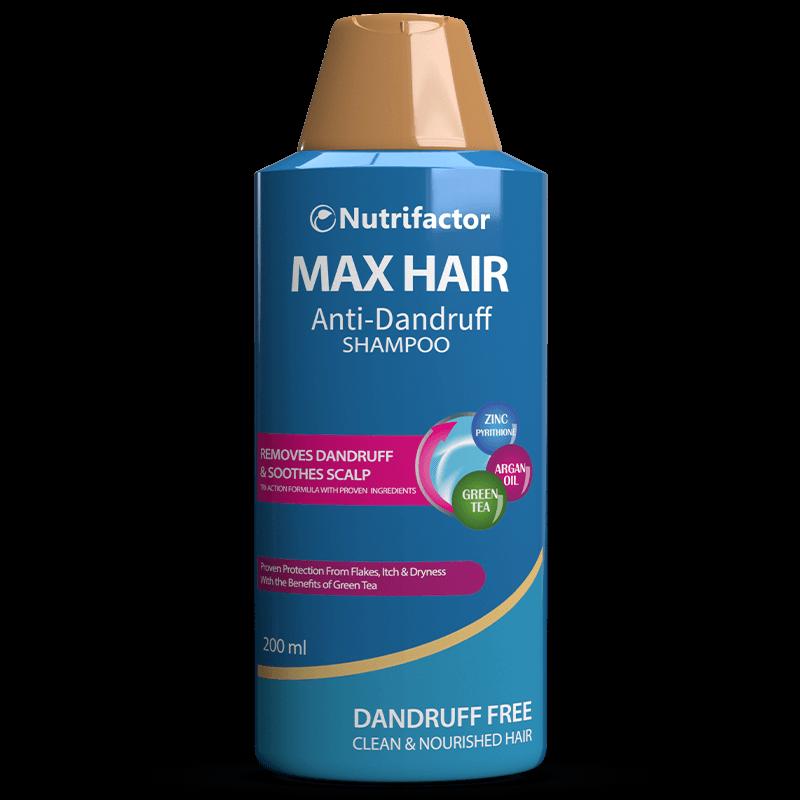 Max Hair Anti Dandruff Shampoo
