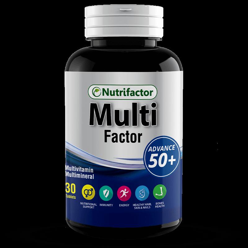 Multi Factor | Advance 50+