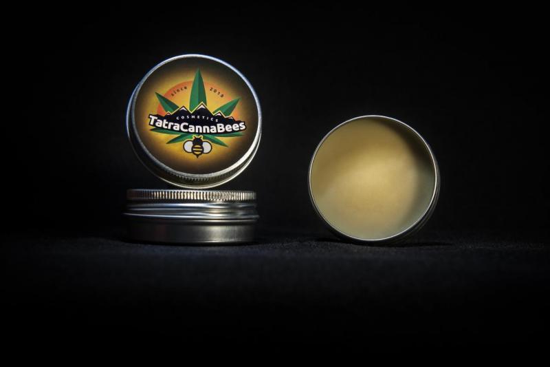 TatraCannaBees - Miracle hemp body balm