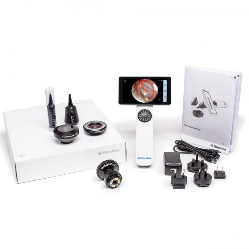 Riester Multi-Functional HD Camera Kit