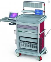 PRECISO Critical Care Cart