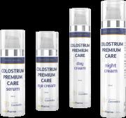 Colostrum creams