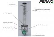 FERNO2 O2 E-Class Flowmeter