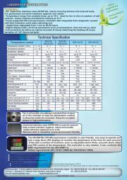 Incubator NSbiotec