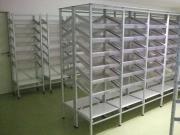 MODUL-iT ISO Modular Racks with slant module rails