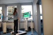 GAMMA dynamometric platform