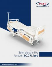 Semi Electric ICCU beds