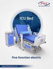Seven Function Electric ICU bed