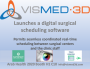 VisMed-3D.com - Automated Surgical Scheduling
