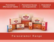 Wide range of Paracetamol Formulations catering to all class of medicine treatments