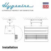Hygeaire Installation