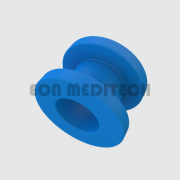 Reuter Bobbin Blue - PTFE (Fluoroplastic Ventilation Tube/Grommet)