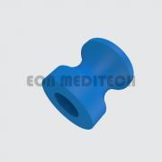 Shepard Blue - PTFE (Fluoroplastic Ventilation Tube, Grommet, Middle Ear Implant)
