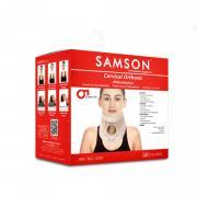 Samson Cervical Orthosis, Neck Support, Cervical Neck Support, Neck Pain Relief, Neck Protector, Neck Care