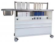 MODU-FLEX plaster trolley