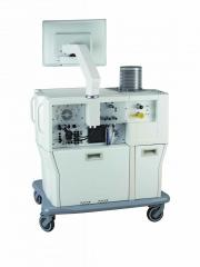GENESIS - Anaesthesia Machine - 2 compartments for storage at the back
