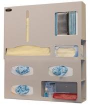 Bowman Wall Organiser Dispenser