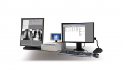 technician workplace, radiologist workplace