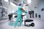 ALVO® Ultra V-bot  disinfecting robot