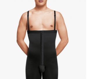 5008 · 5008-2 | MALE GIRDLE WITH ABDOMINAL EXTENSION ABOVE THE KNEE