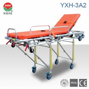 Aluminum Alloy Ambulance Stretcher YXH-3A2