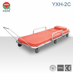 Aluminum Alloy Ambulance Stretcher YXH-2C