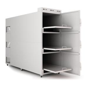Mortuary / Morgue Cabinet - 3 Compartments