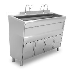Doctor Hand Wash Units - Double Section
