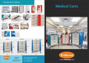 Medical Carts & Trolleys