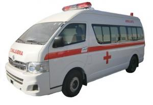 TOYOTA HIACE (High Roof & Wide Body)