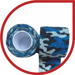 Elastic Cohesive Printed Tape  ST-2303