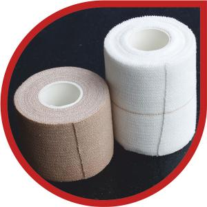 Heavy Duty Elastic Cotton Adhesive Sports Tape (EAB)  ST-2305