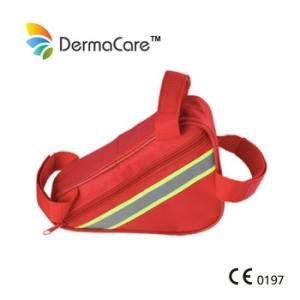 Manufacture FDA CE ISO Approved Hanging Nylon Small Road Trip Outdoor Travel Bike First Aid Kit