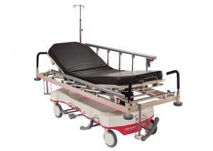 Hospital Emergency Stretcher with fifth wheel