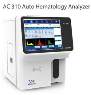 Auto 3-Part Hematology Analyzer AC 310