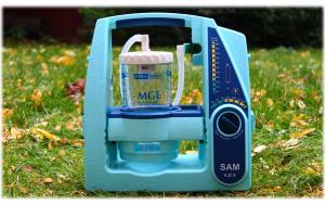 SAM e.p.s Portable Emergency Suction Unit