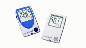 SensoCard & SensoCard Plus - Blood Glucose Meters