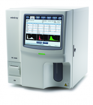 BC-3600 Auto Hematology Analyzer
