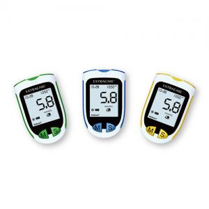 EXTRACARE™ Blood Glucose Monitoring System