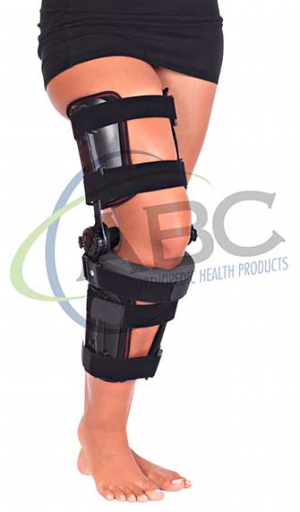 HB 5116 Hinges (Angle Adjustable Long Knee Brace)