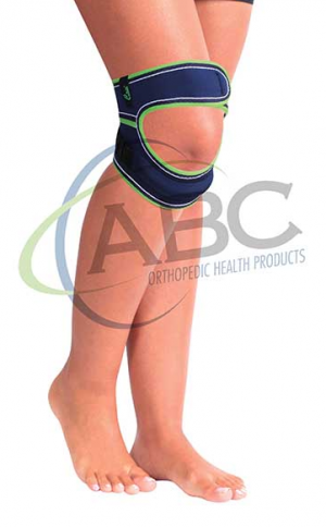 HB 5107 Knee Support With Detect Patellar Bandage