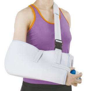 Shoulder - SHOULDER ABDUCTION IMMOBILIZER 21001